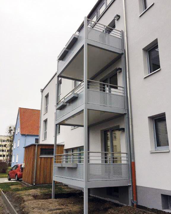 Wohnquartier Ebelhof in Göttingen - Sanierung und Modernisierung -01