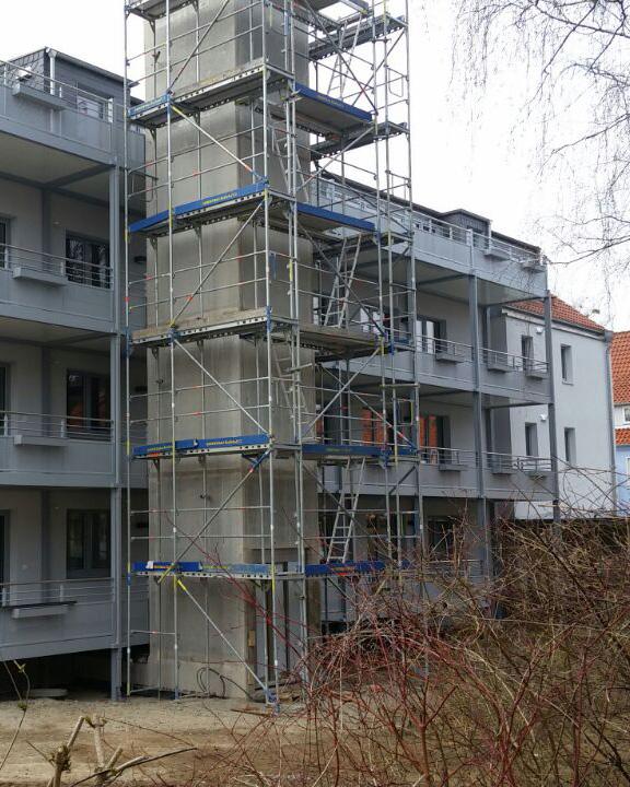 Wohnquartier Ebelhof in Göttingen - Sanierung und Modernisierung -03