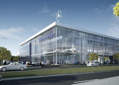 Mercedes-Benz AirportCenter, Berlin-Schönefeld